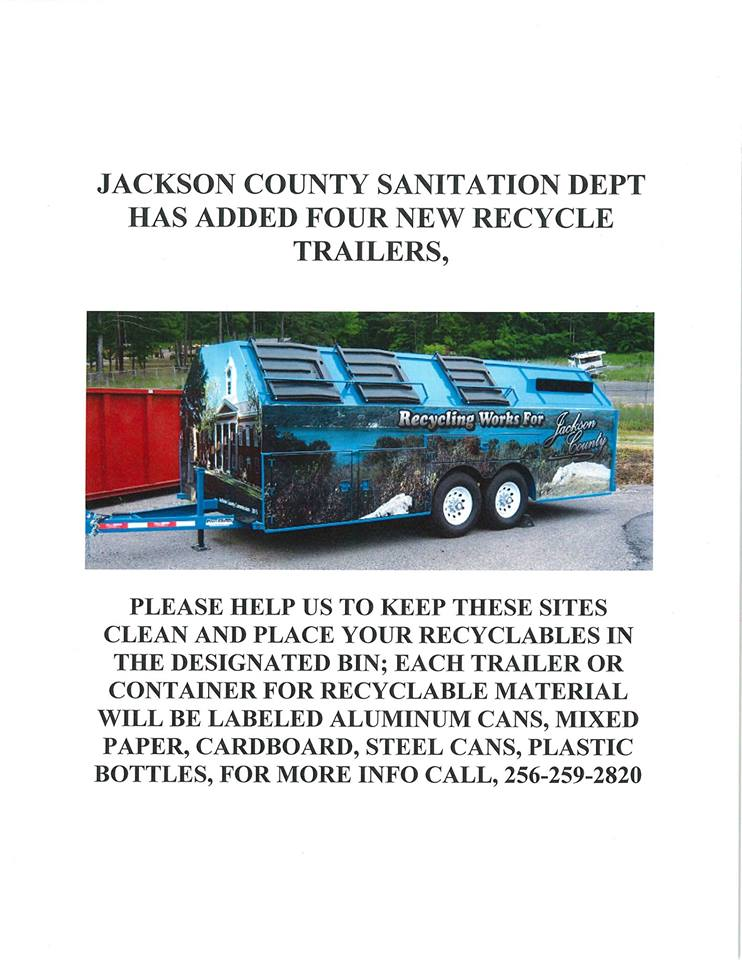 Recycle Trailer